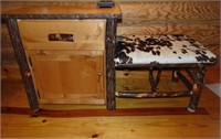 Downsizing Rustic Log Home Sapphire Online Auction