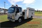 2011 Isuzu NQR 450 Service Vehicle