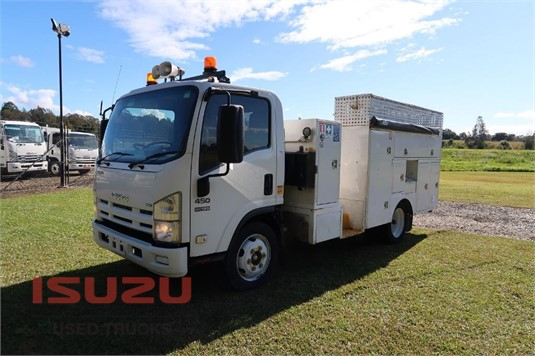 2011 Isuzu NQR 450 Used Isuzu Trucks - Trucks for Sale