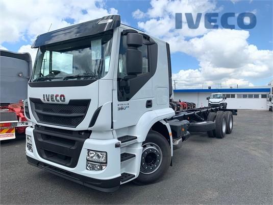 2020 Iveco Stralis ATi360 Iveco Trucks Sales - Trucks for Sale