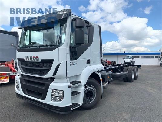 2020 Iveco Stralis ATi360 Iveco Trucks Brisbane  - Trucks for Sale