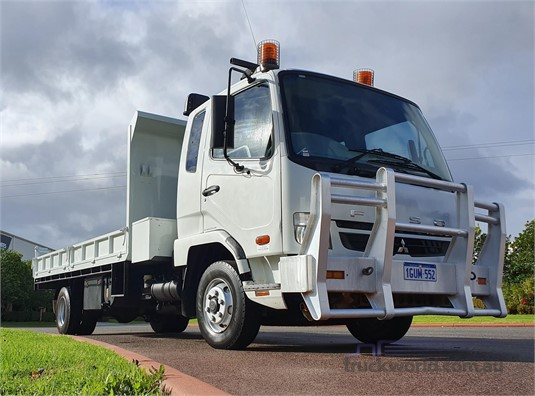 2009 Mitsubishi Fuso FIGHTER FK6.0 - Trucks for Sale