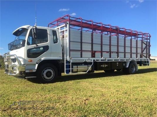 2020 Mitsubishi Fuso FIGHTER 1627 - Trucks for Sale