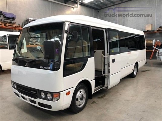 2012 Fuso Rosa Deluxe 25 Seats - Buses for Sale