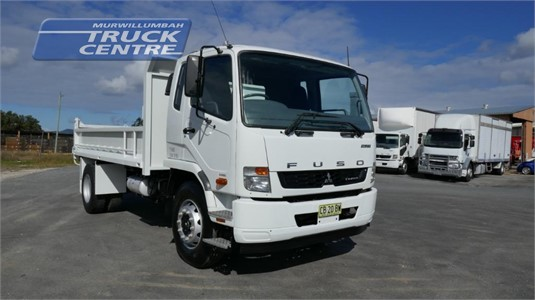2014 Fuso Fighter 1627 Murwillumbah Truck Centre - Trucks for Sale