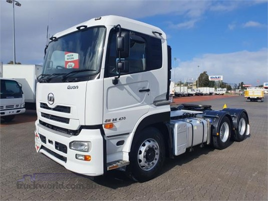 2014 UD GW26.470 - Trucks for Sale