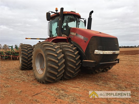 2016 Case Ih Steiger 500 HD Ag Implements  - Farm Machinery for Sale