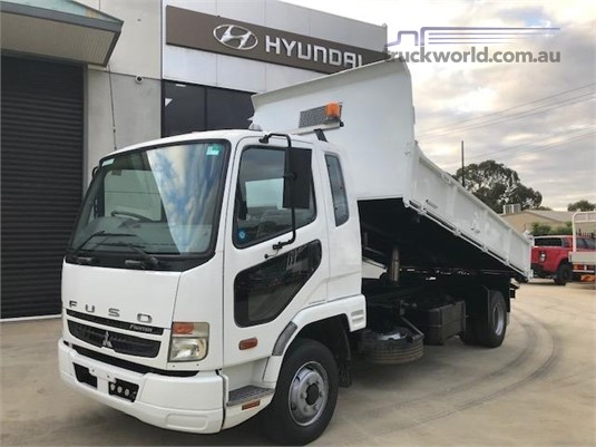 2010 Fuso Fighter 1024 Adelaide Quality Trucks & AD Hyundai Commercial Vehicles - Trucks for Sale