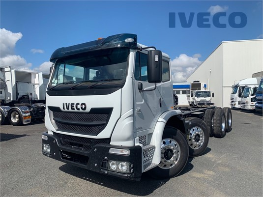 2020 Iveco Acco 2350K Iveco Trucks Sales - Trucks for Sale