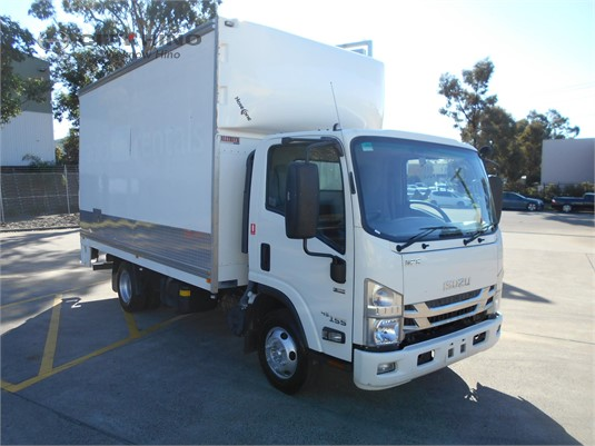 2017 Isuzu NPR City Hino - Trucks for Sale