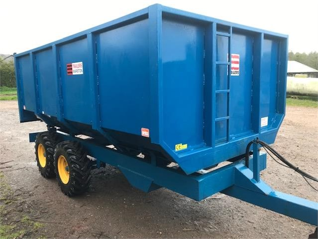AS MARSTON TIPPING TRAILER at TruckLocator.ie