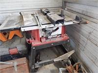 Skillsaw 3400 Table Saw