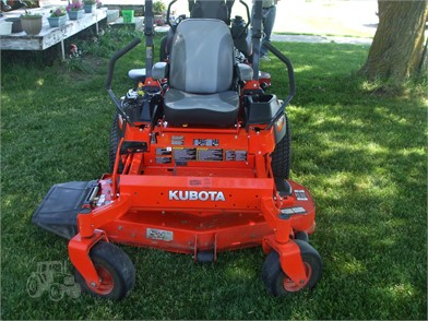 Kubota Zero Turn Lawn Mowers For Sale In Ontario 11 Listings Tractorhouse Com Page 1 Of 1