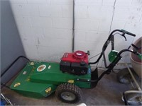"""Billy Goat Outback 28"""" brush cutter"""