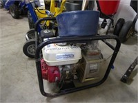 "3"" pump w/ Honda motor & 1 hose"