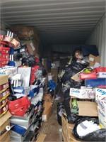 Blaine Container Auction Team Sports Apparel Business