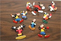 DISNEY, LOONEY TUNES COLLECTIBLES & MORE