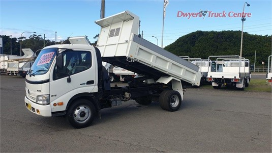 2008 Hino 300 816 Dwyers Truck Centre  - Trucks for Sale