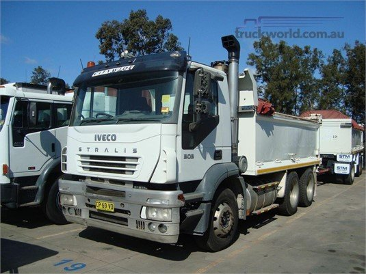 2005 Iveco Stralis AD - Trucks for Sale