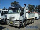 2005 Iveco Stralis AD Tipper