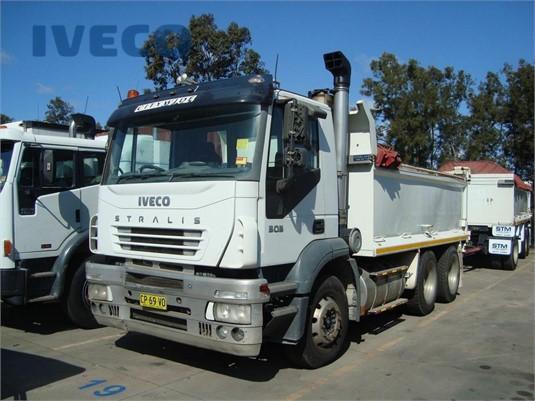 2005 Iveco Stralis AD Iveco Trucks Sales - Trucks for Sale