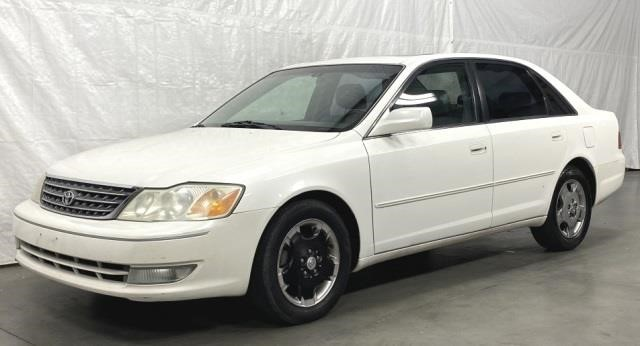 2003 toyota avalon xls united country musick sons musick auction