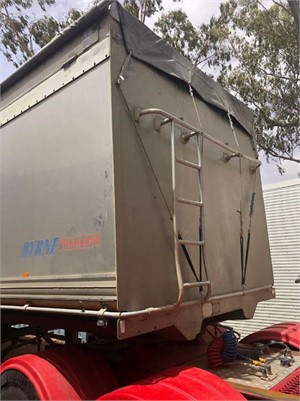 1999 Byrne other - Trailers for Sale