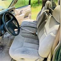 1997 Chevy Silverado 2500, 4x4, 5.7 Motor