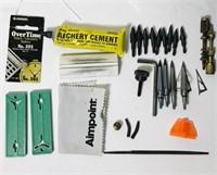 Tru Angle Broadhead kit and Tools