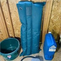 Garage Loft Lot, Little Giant Tub, Igloo 7 Gallon