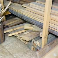 Lot of Wood, Walnut, Oak, old Barn Wood