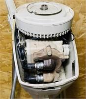 Chrysler 8hp Boat Motor, Looks like a good motor