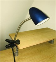 Small Clamp on  table lamp
