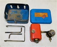 "Enders ""Baby"" #263 Gasoline Mini Stove, nice"