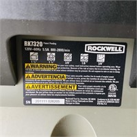 Rockwell #RK7320 Jig Saw, works