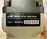 Porter Cable BN200 Brad Nailer, 18 ga,