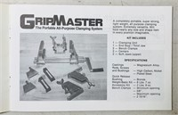 Grip Master Portable Clamping System