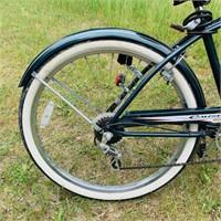 Men's Cruiser Bike, Huffy CauseWay 6 Speed,