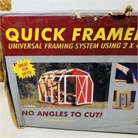 2 Quick Framer Model #4250 , both NEW