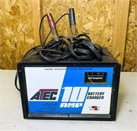 Aztec 10 amp 6/12 Volt Battery Charger