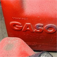 (3) 1 and 2 gallon Gas Cans