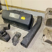 John Deere Bagger system for Riding Lawn Tractor