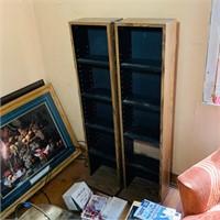 Set of shelves