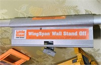 Little Giant Wall Stand Off, 2 Work Platforms,