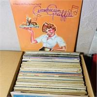Lot of Records, Bob Marley, James Cotton, Michael
