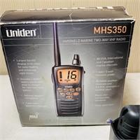 Uniden MHS 350 Handheld Marine 2-Way Radio, looks