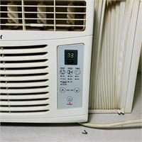 Haier window AC, Tested, came on and got cold,