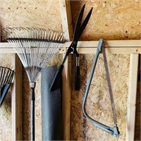 Lot of Gardending/ Lawn Tools and Supplies
