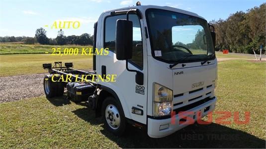 2013 Isuzu NNR 200 AMT Used Isuzu Trucks - Trucks for Sale
