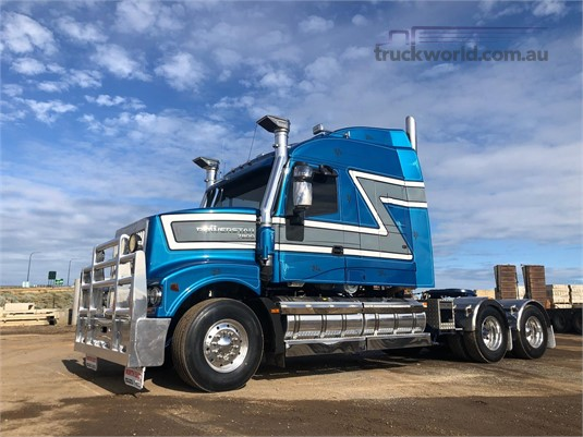 2015 Iveco Powerstar 7800 - Trucks for Sale